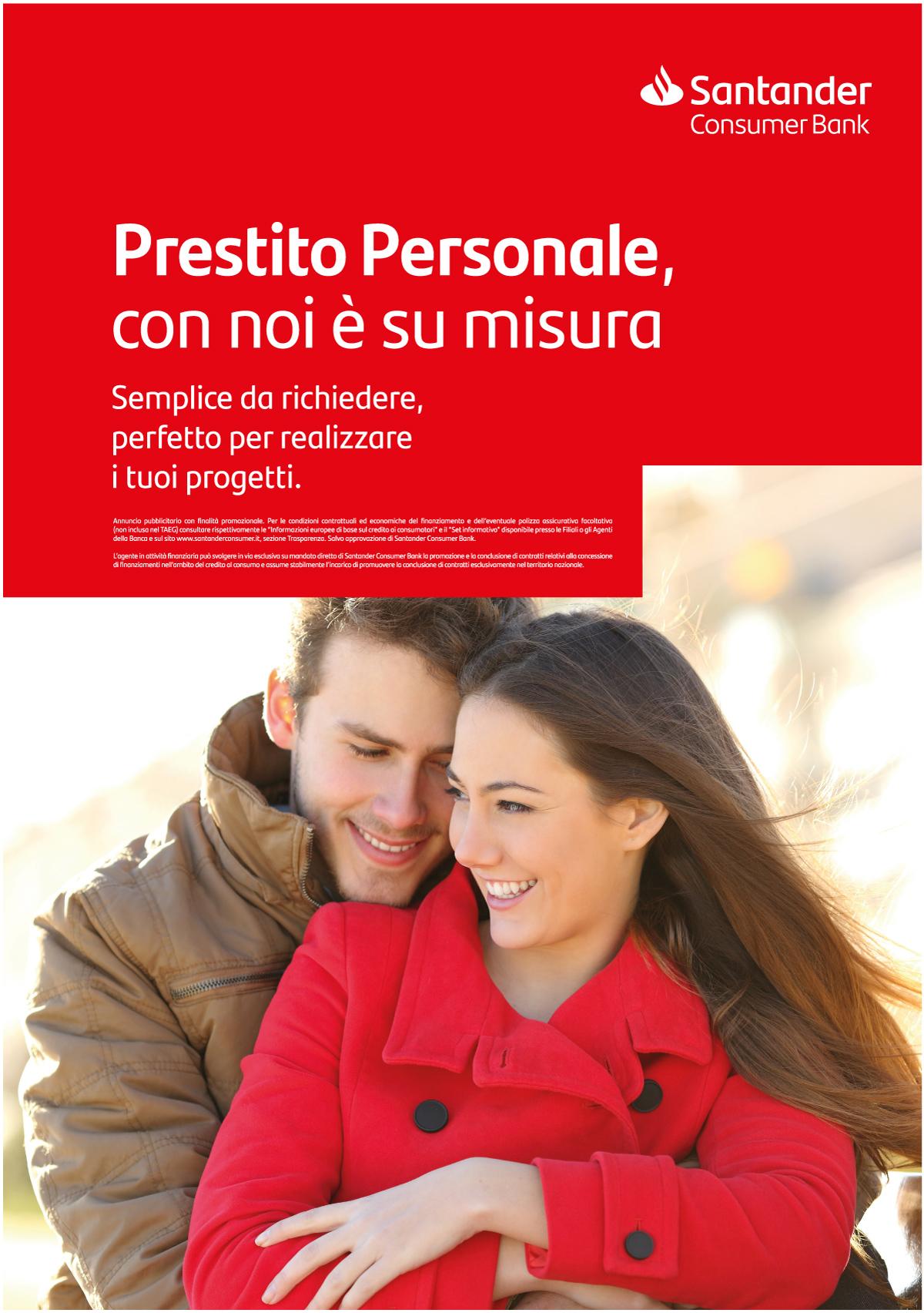 Prestito Personale Santander
